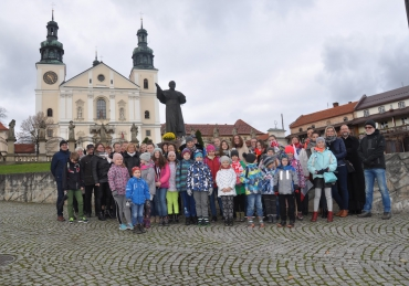 Wyjazd do Kalwarii Zebrzydowskiej i Wadowic
