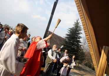 Poświęcenie Kaplicy na Dębowcu (2013)