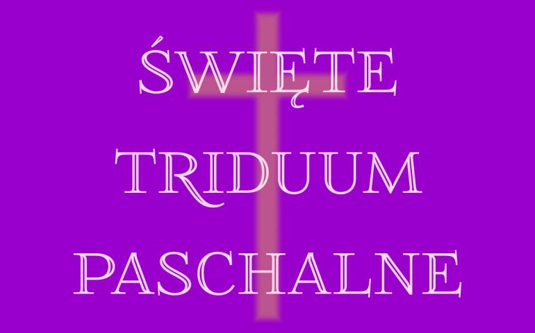 Triduum Paschalne (Audio)