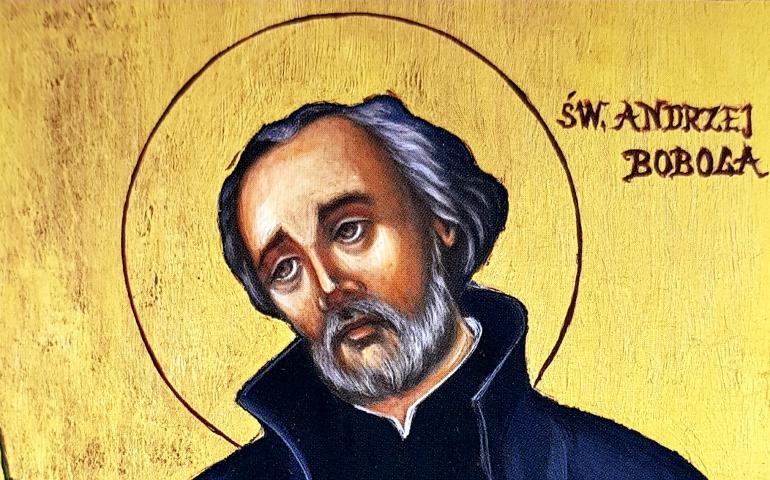 Rozpoczyna się Nowenna do św. Andrzeja Boboli w naszej parafii