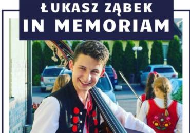 Łukasz Ząbek In Memoriam